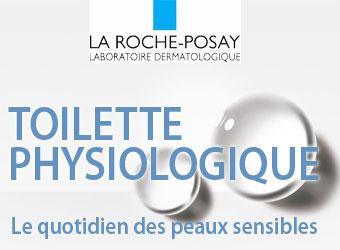 La Roche Posay Toilette Physiologique