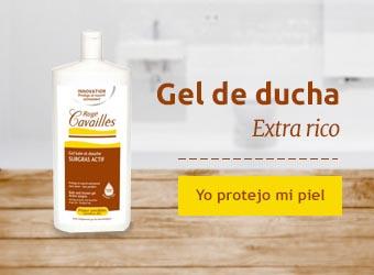 Rogé Cavaillès gel bain et douche surgras  actif amande