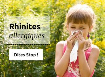 Rhinites allergiques