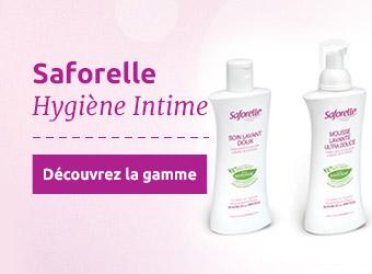 Saforelle hygiène intime