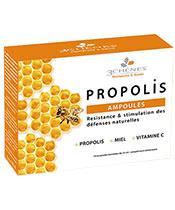 3 Chênes La miel propóleos vitamina C