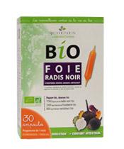 3 Ch�nes Bio Foie Radis Noir