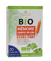 3 Chênes Bio Ginkgo Biloba Memory