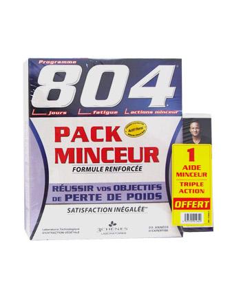 3 Chênes 804© Pack Minceur