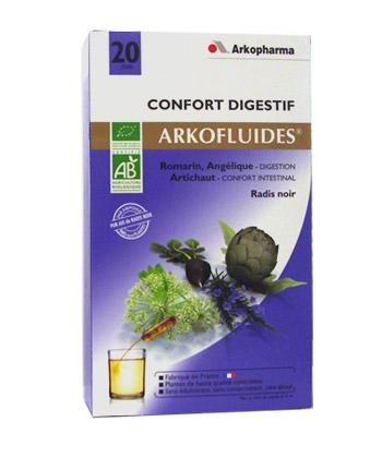 Arkofluides Confort Digestif