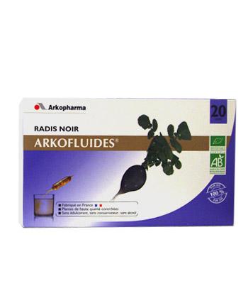 Arkofluides Radis Noir