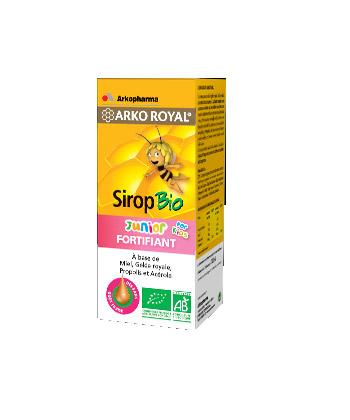 Arko Royal Sirop Bio Junior Fortifiant