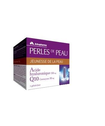 Arkopharma Perles De Peau Acide Hyaluronique Coenzyme Q10