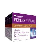 Arkopharma Perlen Haut Hyaluronsäure Coenzym Q10