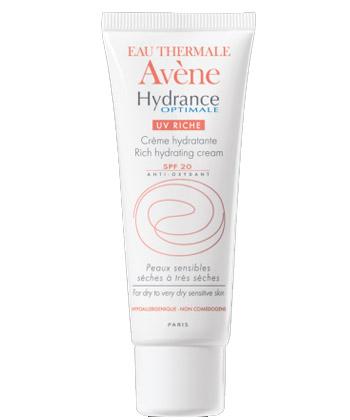 Avène Hydrance Optimale UV Riche