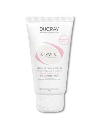 Ducray Ictyane Mains