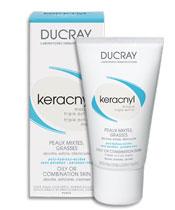Ducray Keracnyl Masque Triple Action