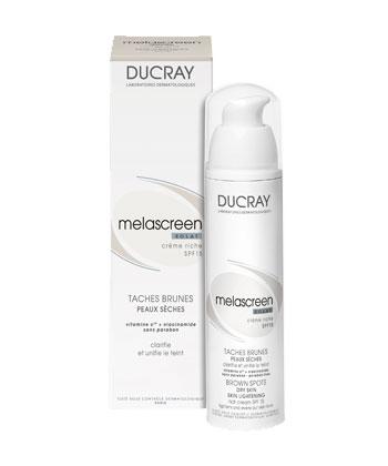 Ducray Melascreen Eclat Cr�me riche SPF15