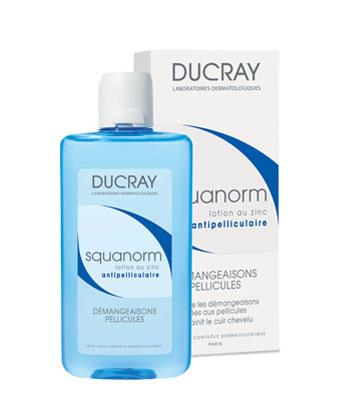Ducray Squanorm Lotion Antipelliculaire au Zinc