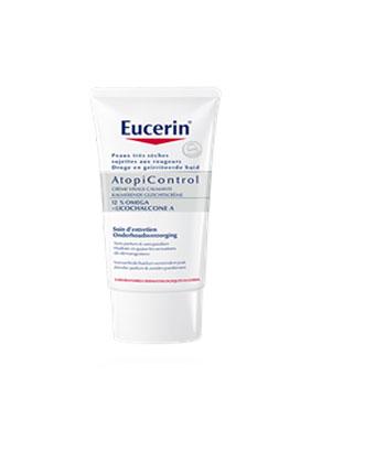 Eucerin AtopiControl Crème Visage Calmante