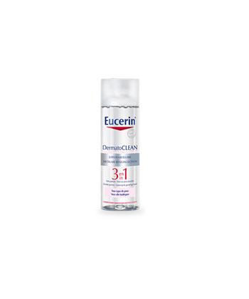 Eucerin DermatoClean Lotion Micellaire 3 en 1