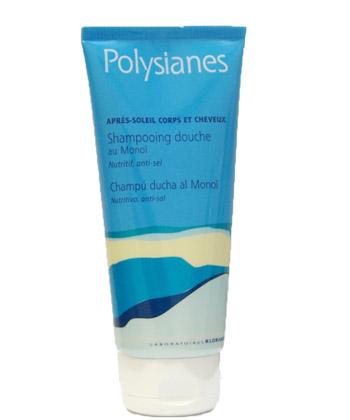 Klorane Polysianes Shampooing Douche Après Soleil