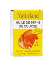 Naturland Aceite de semilla de calabaza