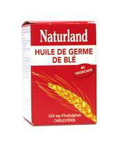 Naturland Aceite de germen de trigo