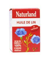Naturland Aceite de linaza