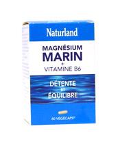 Naturland La vitamina B6 magnesio marino +