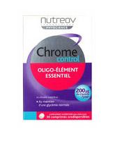 Nutreov Chrome controllo