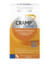 Nutreov Cramp Kontrolle