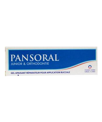 Pansoral Junior et orthodontie