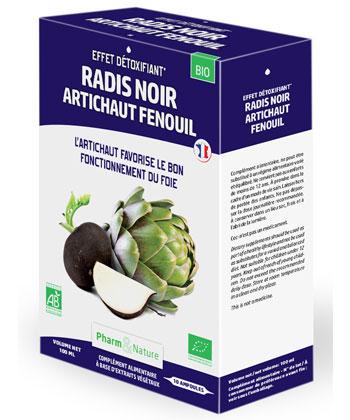 Pharm & Nature Black Radish Artischocken-Fennel