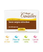 Rogé Cavaillès Jabón suave extra Flor de algodón suave