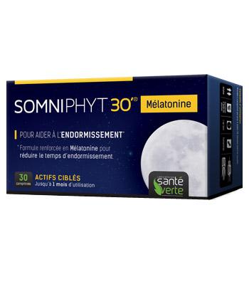 Santé Verte Somniphyt 30' Mélatonine