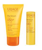 Uriage Bariésun : Crème SPF50  50ml + Stick SPF 30 4g