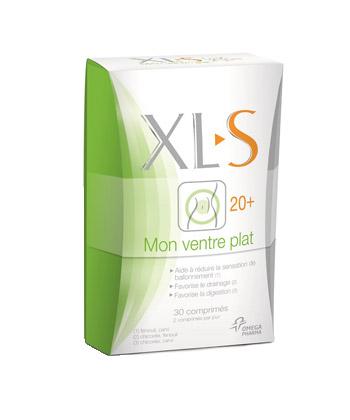 XLS Mon Ventre Plat 20 +