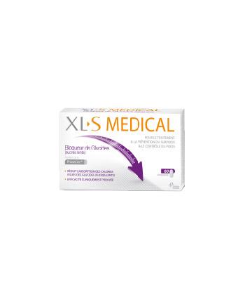 XLS-Medical Bloqueur de Glucides