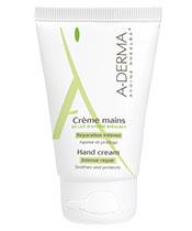 A-Derma crema para manos
