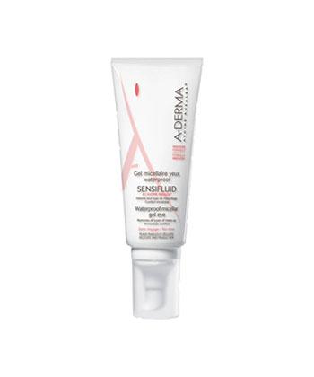 A-Derma Sensifluid Gel micellaire Yeux Waterproof