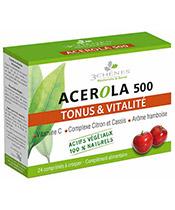 3 Chênes Acerola 500