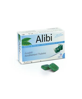 Alibi Pastilles à sucer