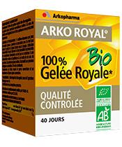 Arko Royal 100% Gelée Royale Bio