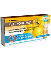Arko Royal Las defensas del organismo