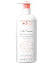 Avène Cold Cream Gel Nettoyant Surgras