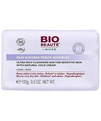 Bio Beauté by Nuxe Pain Surgras Peaux Sensibles