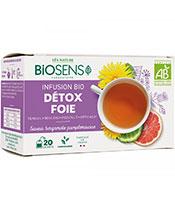 Biosens Detox Leberinfusion