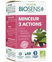Biosens Dimagrimento 3 azioni