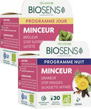 Biosens Paquete de adelgazamiento diurno / nocturno