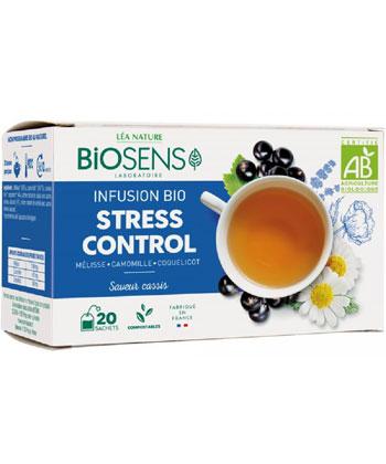 Biosens Control de estrés de infusión