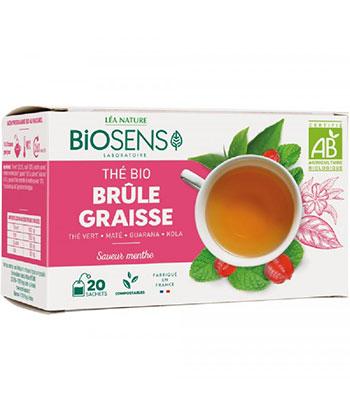 Biosens Té para quemar grasas