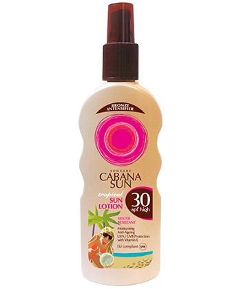 Cabana Sun Tropical Sun Lotion