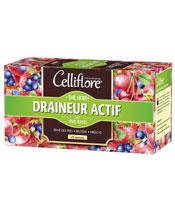 Celliflore Schwarzer Tee - Entwässern Aktiv