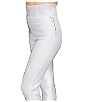 Delatex Pantalones Sauna adelgaza Plata Gris